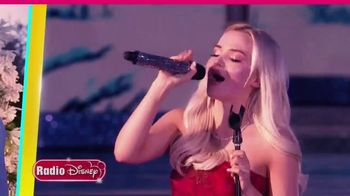 Radio Disney App TV Spot, 'Dove Cameron and More at a Holiday Celebration'