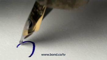 Bond Gifting TV Spot, 'A Lasting Impression'