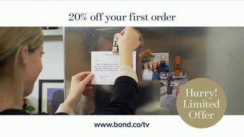 Bond Gifting TV Spot, 'A Lasting Impression' - Thumbnail 7