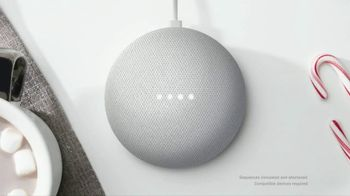 Google Home Mini TV Spot, 'Holiday Magic' - Thumbnail 5