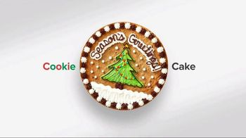 Great American Cookies TV Spot, 'Complete Your Holiday'