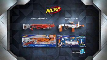 Nerf Raptorstrike and Regulator TV Spot, 'AccuStrike Darts' - Thumbnail 8
