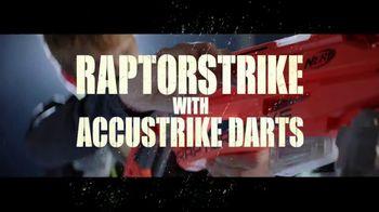 Nerf Raptorstrike and Regulator TV Spot, 'AccuStrike Darts' - Thumbnail 3