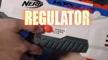Nerf Raptorstrike and Regulator TV Spot, 'AccuStrike Darts' - Thumbnail 6