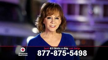 American Red Cross TV Spot, 'My Hands Are Your Hands' Feat. Reba McEntire