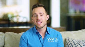 GO SMILE Super White Snap Packs TV Spot, 'Colt'