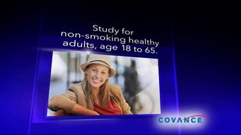 Covance Clinical Trials TV Spot, 'Study Triple Seven'