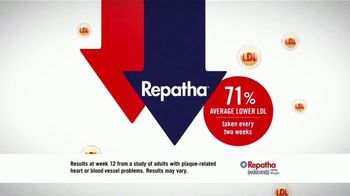 Repatha TV Spot, 'On the Right Path' - Thumbnail 4