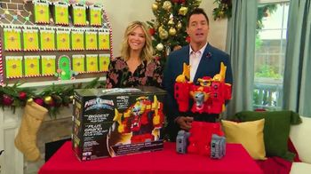 Toys R Us TV Spot, 'Hallmark Channel: How-To Moment: Power Rangers' - 3 commercial airings