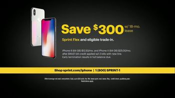 Sprint Unlimited TV Spot, 'Holiday Tip: iPhone' - Thumbnail 9