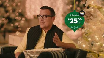 Sprint Unlimited TV Spot, 'Holiday Tip: iPhone' - Thumbnail 4