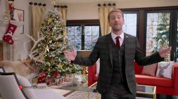 Overstock.com TV Spot, 'Black Friday Is Back: Holidays Gregg Nogg' - Thumbnail 5