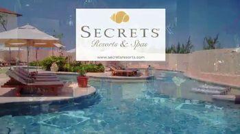 Secrets Resorts TV Spot, 'Bravo: Comfort Zone' - Thumbnail 10