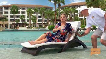 Secrets Resorts TV Spot, 'Bravo: Comfort Zone' - Thumbnail 8