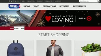 Target TV Spot, 'Travel Channel: What We're Loving' - Thumbnail 7