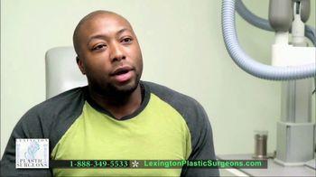 Lexington Plastic Surgeons TV Spot, 'Testimonial: SRT-100 Keloid Removal' - Thumbnail 4