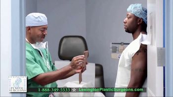 Lexington Plastic Surgeons TV Spot, 'Testimonial: SRT-100 Keloid Removal'