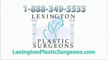 Lexington Plastic Surgeons TV Spot, 'Testimonial: SRT-100 Keloid Removal' - Thumbnail 7