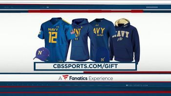 CBS Sports Shop TV Spot, 'Army and Navy Gear: Gift' - Thumbnail 3