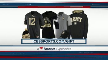 CBS Sports Shop TV Spot, 'Army and Navy Gear: Gift'