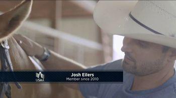 USAA App TV Spot, 'USAA Member Voices: Josh Eilers' - Thumbnail 1