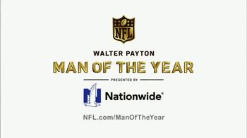 NFL Man of the Year TV Spot, 'Making a Difference' - Thumbnail 8