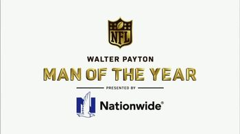 NFL Man of the Year TV Spot, 'Making a Difference' - Thumbnail 1
