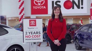 Toyota Toyotathon TV Spot, 'ToyotaCare: RAV4 and Highlander'
