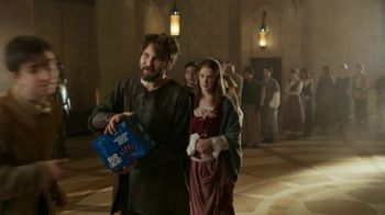 Bud Light Super Bowl Tickets for Life Sweepstakes TV Spot, 'Handouts' - Thumbnail 3