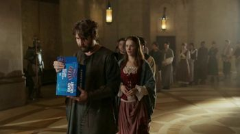 Bud Light Super Bowl Tickets for Life Sweepstakes TV Spot, 'Handouts'