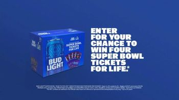 Bud Light Super Bowl Tickets for Life Sweepstakes TV Spot, 'Handouts' - Thumbnail 8