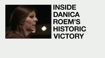Broadly TV Spot, 'Inside Danica Roem's Historic Victory' - 70 commercial airings