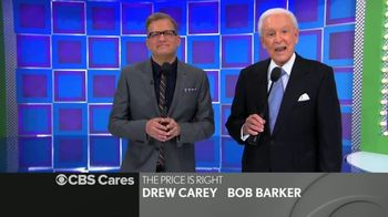 CBS Cares TV Spot, 'Drew Carey and Bob Barker on Pet Adoption'