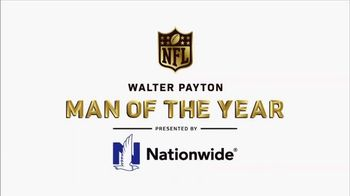 NFL TV Spot, 'Walter Payton: Man of the Year' - Thumbnail 1