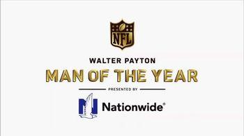 NFL TV Spot, 'Walter Payton: Man of the Year' - Thumbnail 1