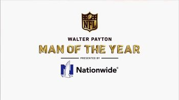 NFL TV Spot, 'Walter Payton: Man of the Year' - Thumbnail 9