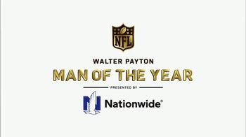 NFL Man of the Year TV Spot, 'Jersey Patches and Helmet Stickers' - Thumbnail 1