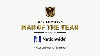 NFL Man of the Year TV Spot, 'Jersey Patches and Helmet Stickers' - Thumbnail 10
