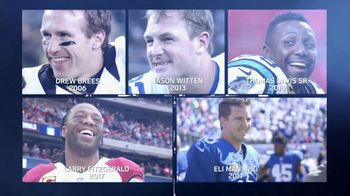 NFL Man of the Year TV Spot, 'Jersey Patches and Helmet Stickers' - Thumbnail 2