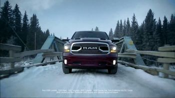 Ram Trucks Big Finish 2017 TV Spot, 'Long Live Spirit: 2017 Ram 1500' - Thumbnail 8