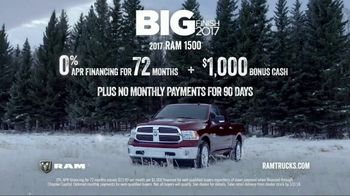 Ram Trucks Big Finish 2017 TV Spot, 'Long Live Spirit: 2017 Ram 1500' - Thumbnail 9