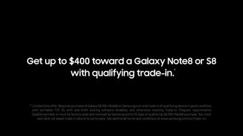 Samsung Galaxy TV Spot, 'Growing Up: Trade-In' Song by Chyvonne Scott - Thumbnail 10