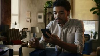 Samsung Galaxy TV Spot, 'Growing Up: Trade-In' Song by Chyvonne Scott - Thumbnail 7