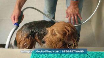 Waterpik Pet Wand Pro TV Spot, 'Shower Wand' - Thumbnail 5