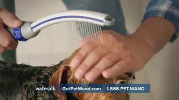 Waterpik Pet Wand Pro TV Spot, 'Shower Wand' - Thumbnail 6