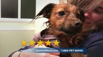 Waterpik Pet Wand Pro TV Spot, 'Shower Wand' - Thumbnail 7