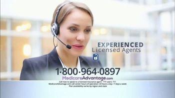 MedicareAdvantage.com TV Spot, 'Your Options'