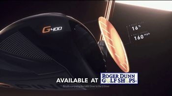 Ping Golf G400 Driver TV Spot, 'Our Fastest, Most Forgiving Driver. Ever.' - Thumbnail 4
