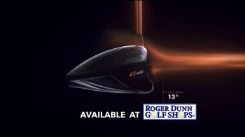 Ping Golf G400 Driver TV Spot, 'Our Fastest, Most Forgiving Driver. Ever.' - Thumbnail 6
