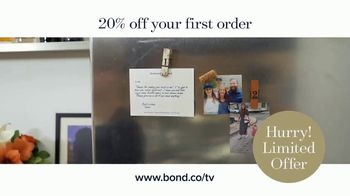 Bond Gifting TV Spot, 'Created Just for You' - Thumbnail 10
